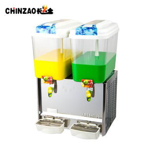 New Comercial Juice Bar Drink Dispenser Catering Equipment LSP-18L*2