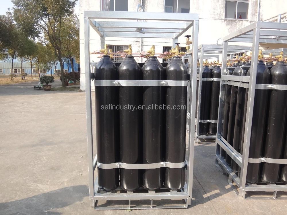 High Pressure Bottle Rack : Nouvellement tped certificat industrie porte