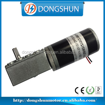 Ds 70sw31zy 70mm 24v high torque low rpm dc right angle for 100000 rpm electric motor