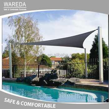The High Quality Of Swimming Pool Sun Shade Sail And Canopy Sun