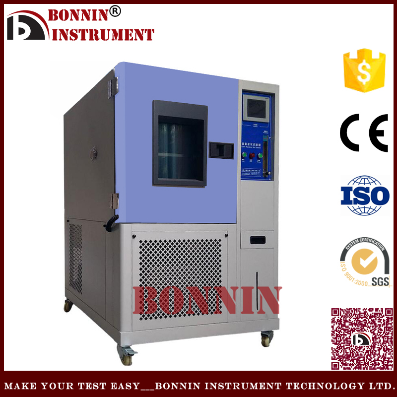 Environmental Testing Rubber Dynamic Ozone Test Chamber / Price Ozone Aging Test Device
