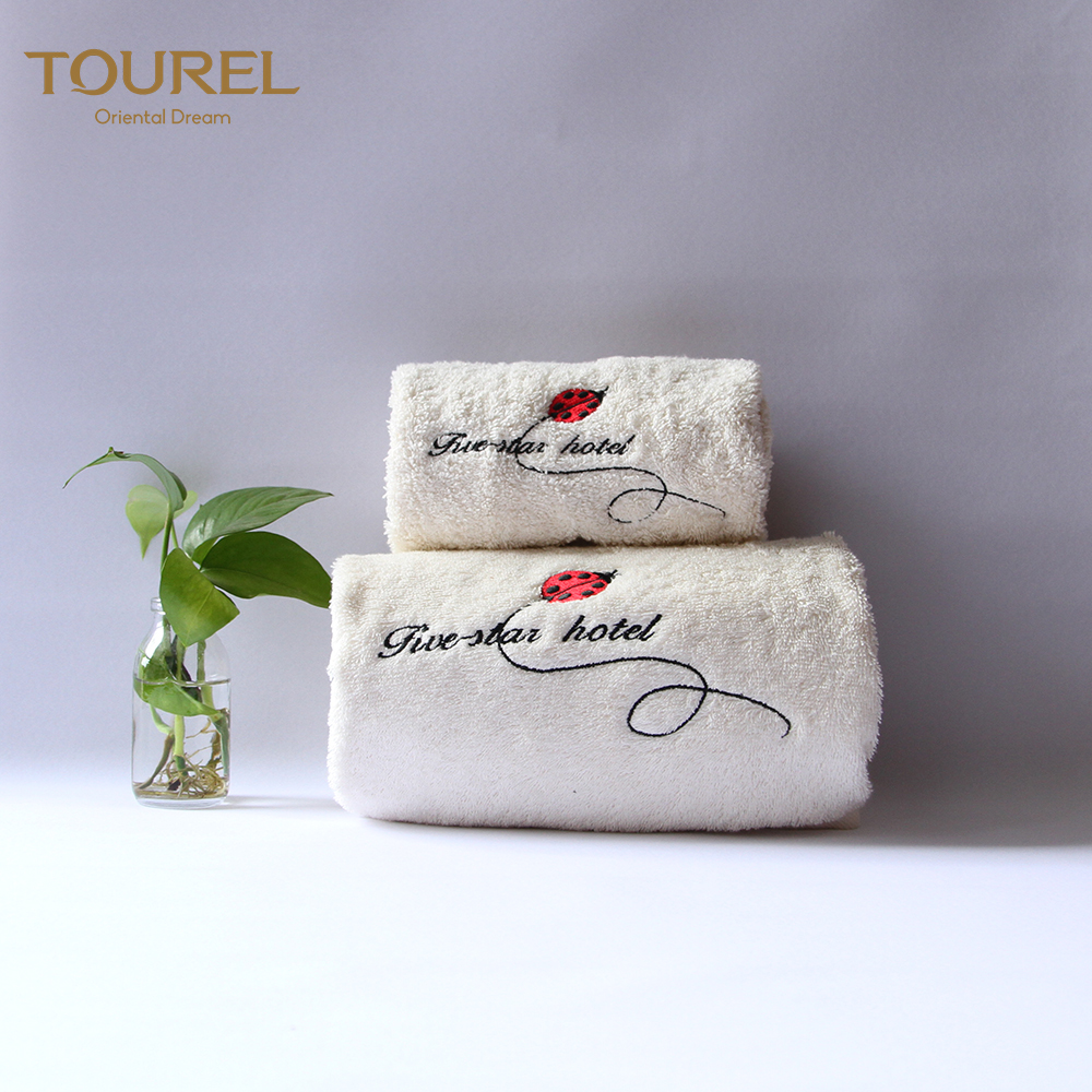 Luxury 5 star hotel 100% cotton towel