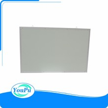 High quality MDF LDF foam white board magnetic whiteboard with grid lines