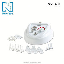 NV-600 Magical & Intelligent hot sexy breast nipple massage with vacuum for Breast Enhancers & Vacuum Therapy