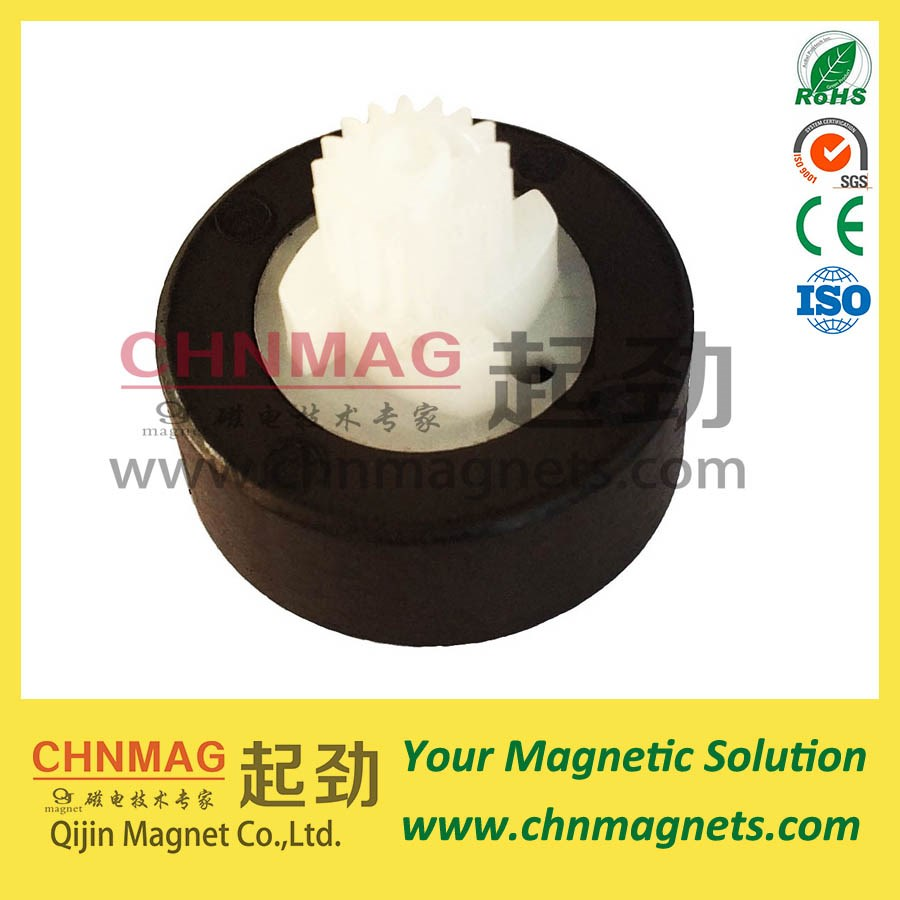 Injection Molding Magnet With Thin Wall