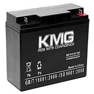 KMG 12V 18Ah Replacement Battery for APC DELL SMART-UPS 1500VA USB DLA1500