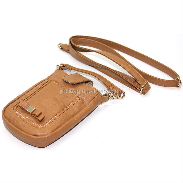 Las Small Mobile Phone Purses Handbags Shoulder Strap