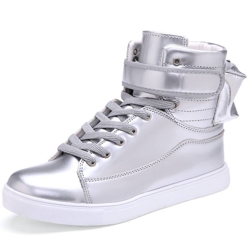 Sneakers Men Shoes 2015 Autumn Winter Fashion Brand High top Sneakers Men Casual Shoes PU Leather Men Sport Shoes Cotton Lining