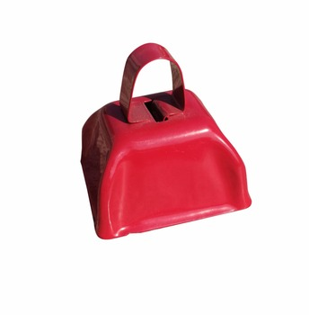 Hot Sale Cheap Promotional Metal Cowbell/Noise Maker Cowbell