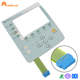 Silicone product led touch switch printing letters keyboard silicone rubber keypad