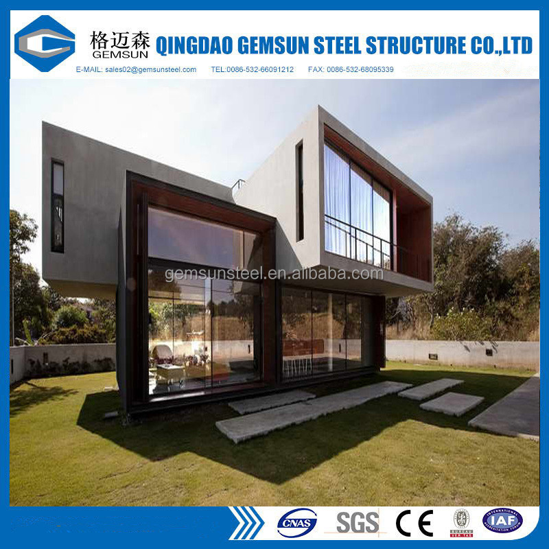 High rise steel structure building shopping mall