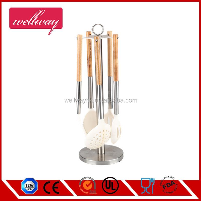 Herramienta de la cocina juego de cubiertos de acero for Juego de utensilios de cocina precio
