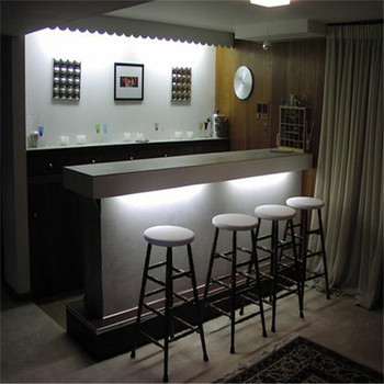 First Class Wine Bar Counter Marble Bar Counter With Back Shelf ...