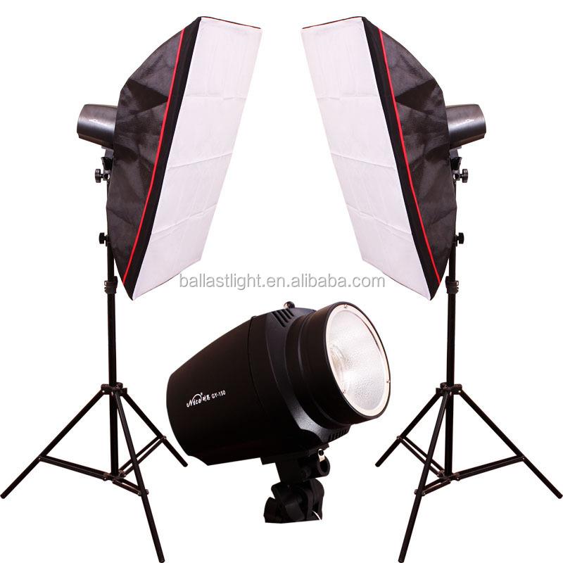 150W L&s Daylight Continuous Lighting Softbox Soft Box Kit 50 x 70 cm Studio Photography  sc 1 st  Alibaba & 150w Lamps Daylight Continuous Lighting Softbox Soft Box Kit 50 X ... azcodes.com