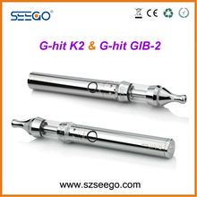 Newest original design Seego G-hit K2+GIB-2 battery electronic cigarette quit smoking equipment