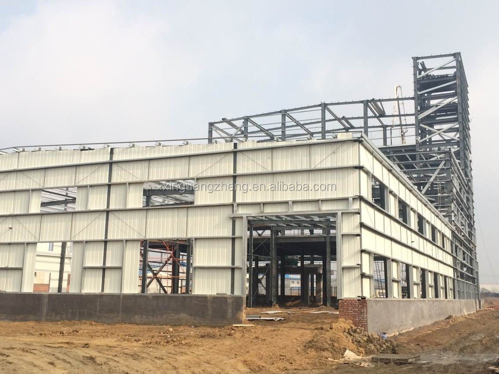 prefab high frame wheat milling plant for sale