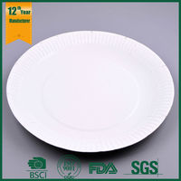 Paper Plate Custom Print Paper Plate Disposable Paper Plate
