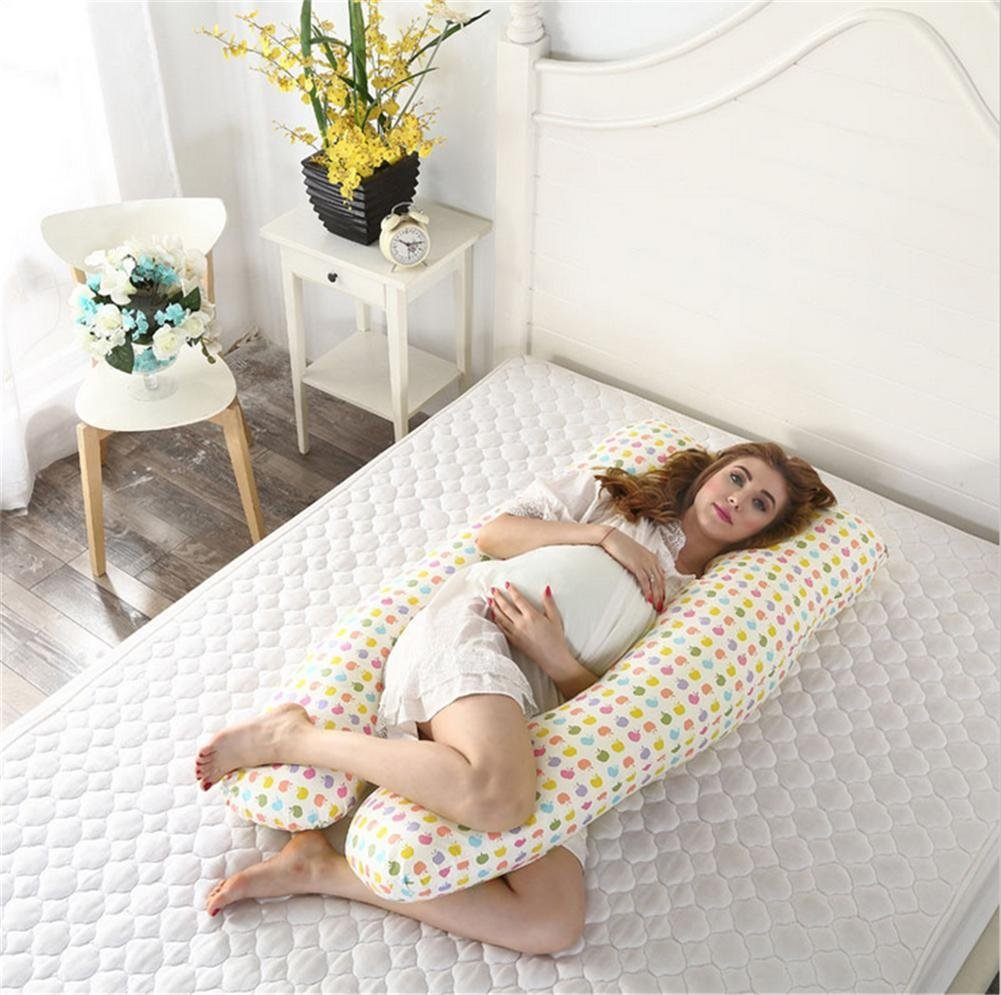 Buy 100 Cotton Comfort Pregnancy Body Pillow For Pregnant