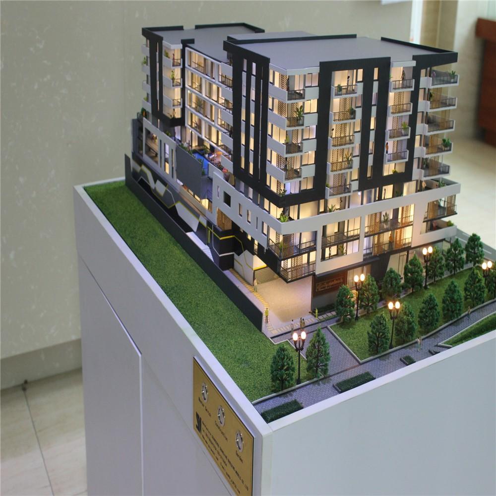 Maquettes architecture de visualisation maison mod le for Modele architecture maison