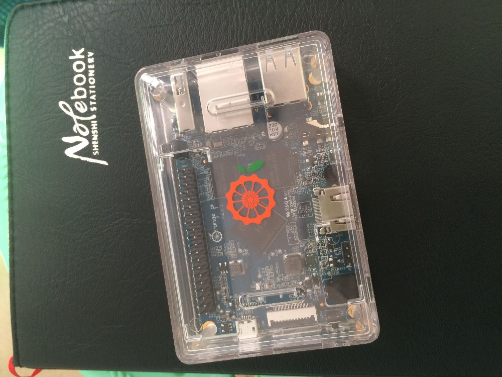 Orange pi pc with 5v power supply compatible raspberry pi 2 Raspberry