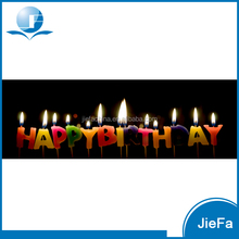 New Style High Quality Candle Birthday