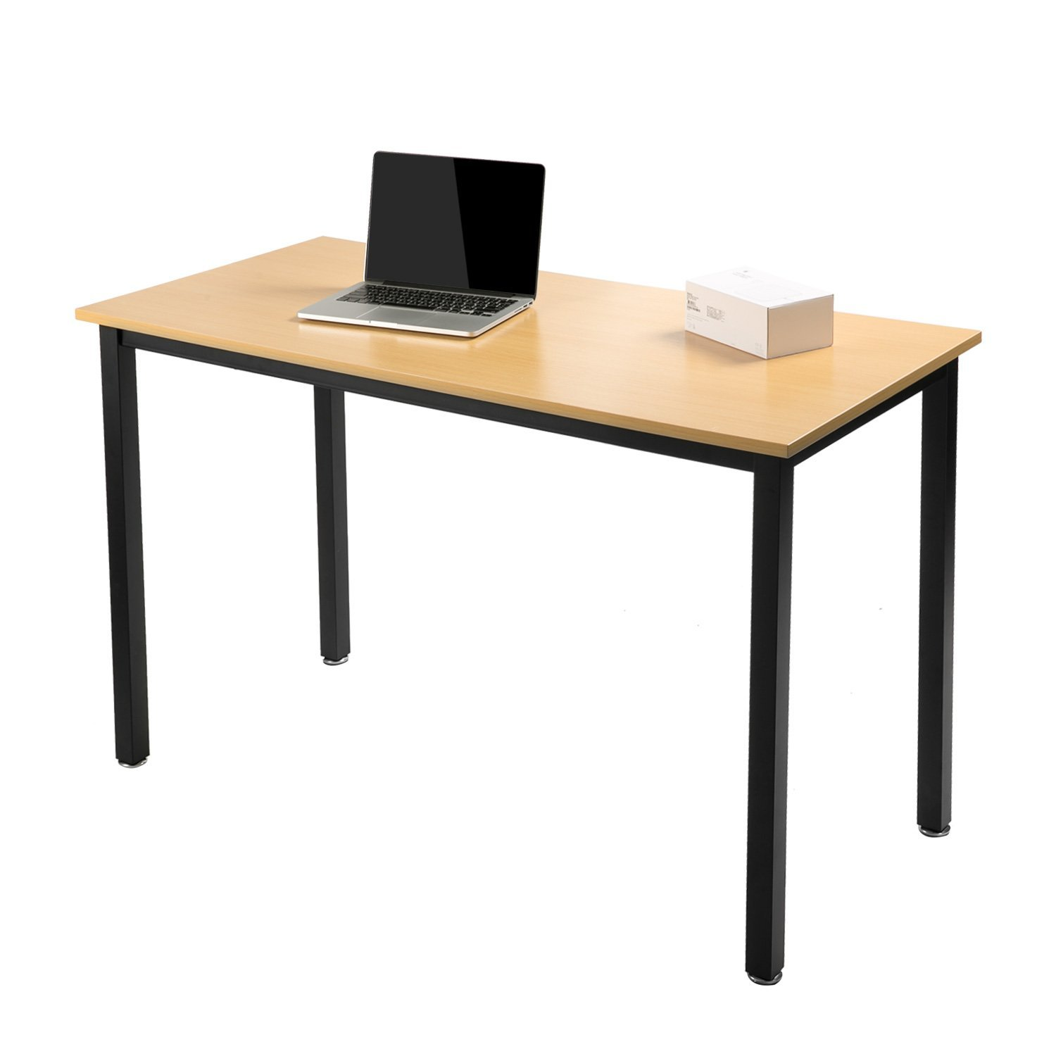 Modern Luxe By Merax Computer Desk PC Laptop Wood Writing Desk Home Office Furniture Workstation (47 inch)