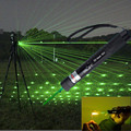 top selling caneta laser 303 COOL Portable 532nm Lazer 10000mw High Power light match Green Laser