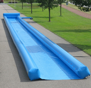 Giant 50' Long Inflatable Slip and Slide, SUPER Inflatable Water Slide for grass
