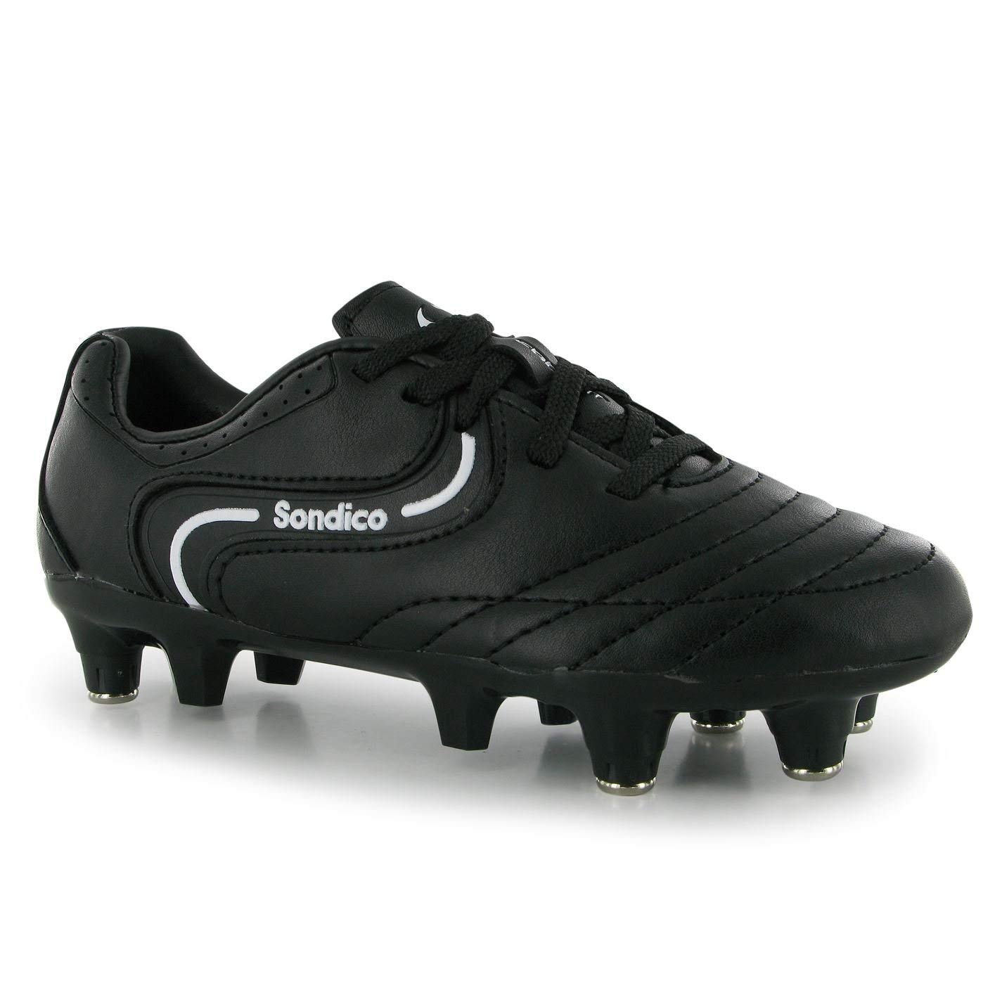 9326ac572 Get Quotations · Sondico Kids Strike II SG Football Boots Boys Sports Shoes