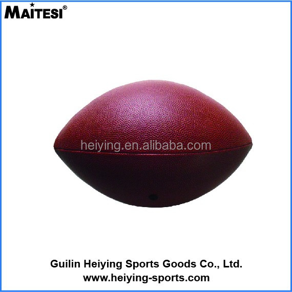 PVC/ PU America football,custom USA football
