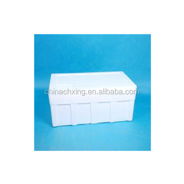 Styrofoam Cooler-insulated Shipping Container For Sea Food
