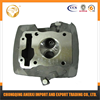 Motorcycle engine parts Chongqing 014 4 valve cylinder head