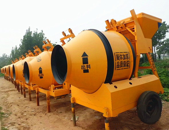 Stainless Steel Concrete Mixer : New hot concrete mixer stainless steel