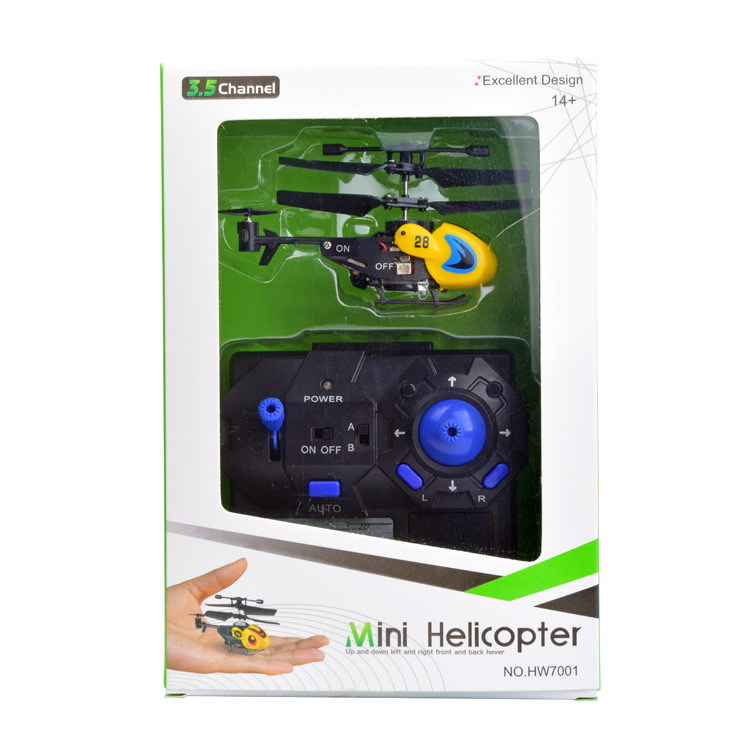 World smallest mini nano tiny rc helicopter 3.5CH 2CH remote control hot amazon toys for kids 2019 new wholesale