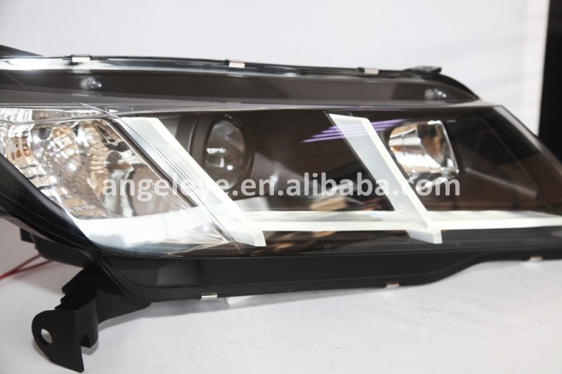 For Honda City 2015 Year Led Headlights Assembly Front Lamp For ...