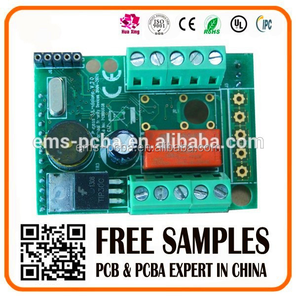 rfid vehicle access control system pcb/pcba manufacturer