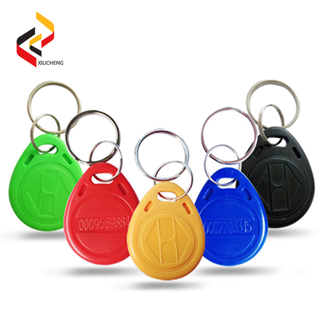 Customized ABS UHF RFID 키 tag/fob