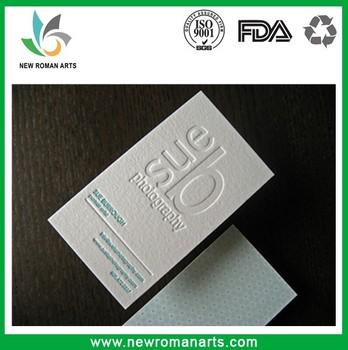 Letterpress business cardsdebossed name card printing on 1mm thick letterpress business cards debossed name card printing on 1mm thick cotton paper reheart Images