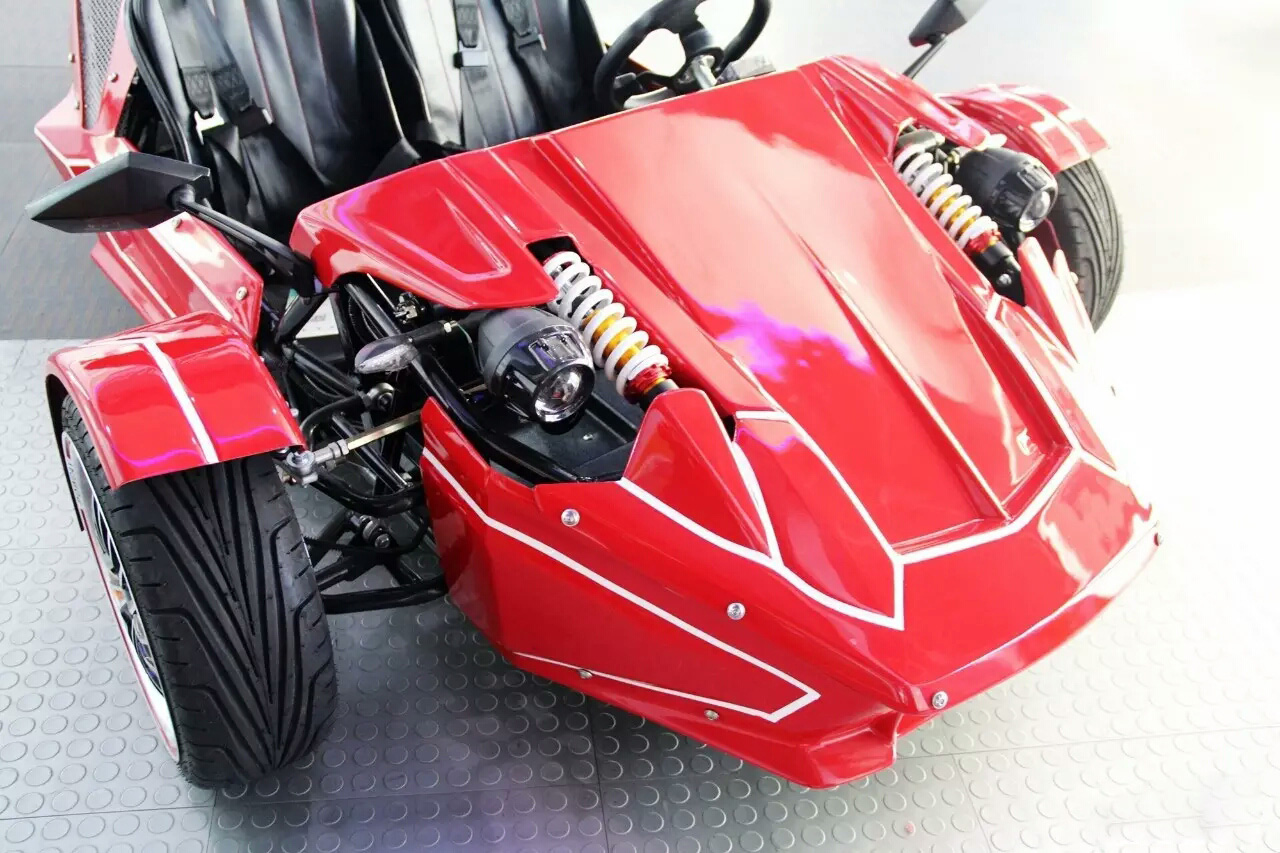 2019 New Attractive 72V Battery Electric Motorcycle