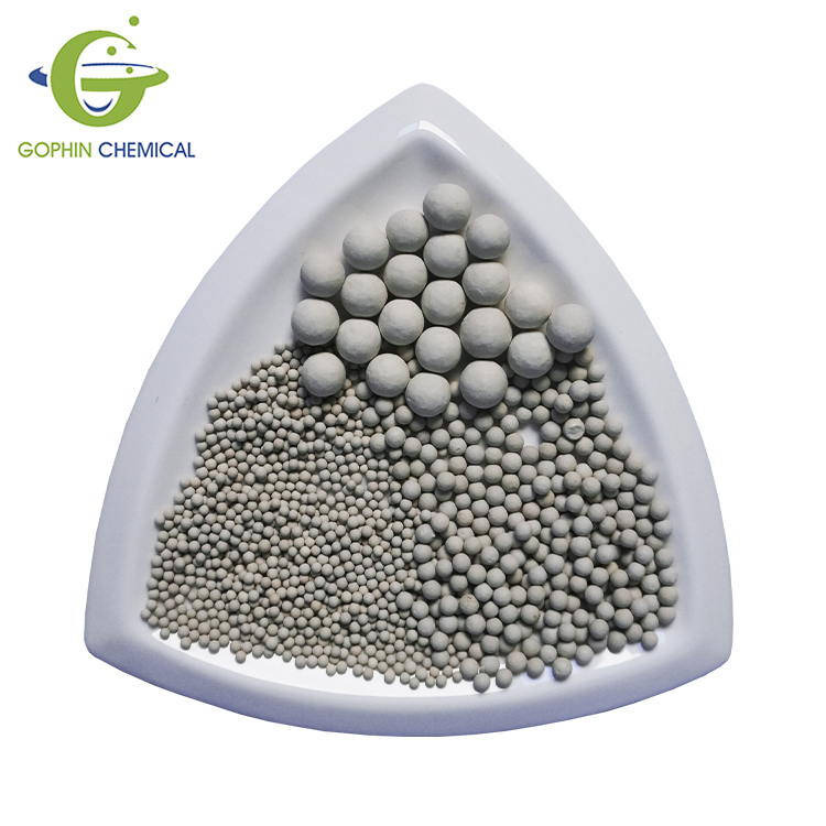 Porcelain Packing Ceramic Ball Inert for Catalysts Bed