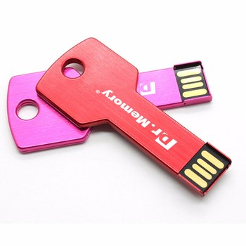 Mini Key Shape USB Flash Drive 64GB 32GB 16GB 8GB USB stick 2.0 USB Memory with Your Logo Customized