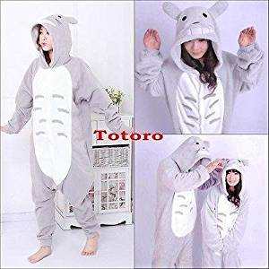 Get Quotations · Hot Unisex Adult Pajamas Kigurumi Cosplay Costume Animal  Onesie Sleepwear (S 139efeeb5