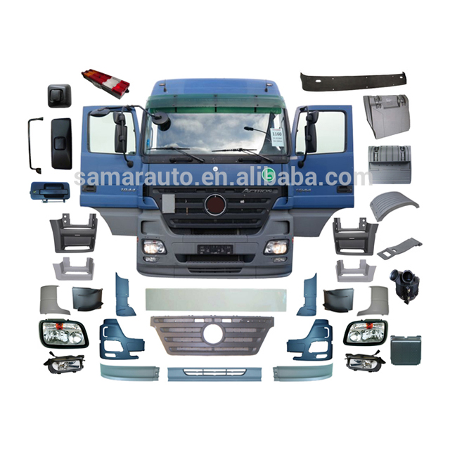 Genuine Mercedes-Benz Axor Bottom Right Mirror Bearing Cover Arm A0008111907