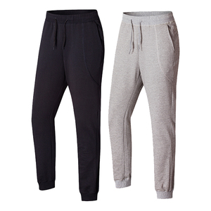 OME cotton polyester sport trousers new design soft men's stretch sweat pants