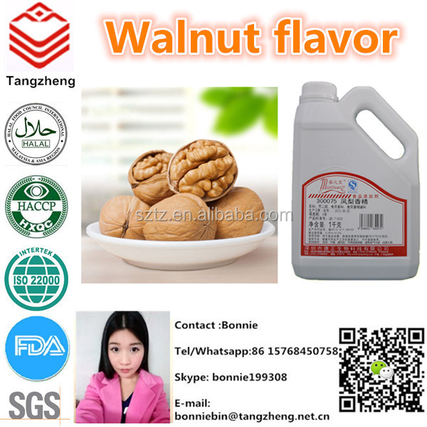 Walnut flavor concentrate | walnut essence flavor | walnut flavor