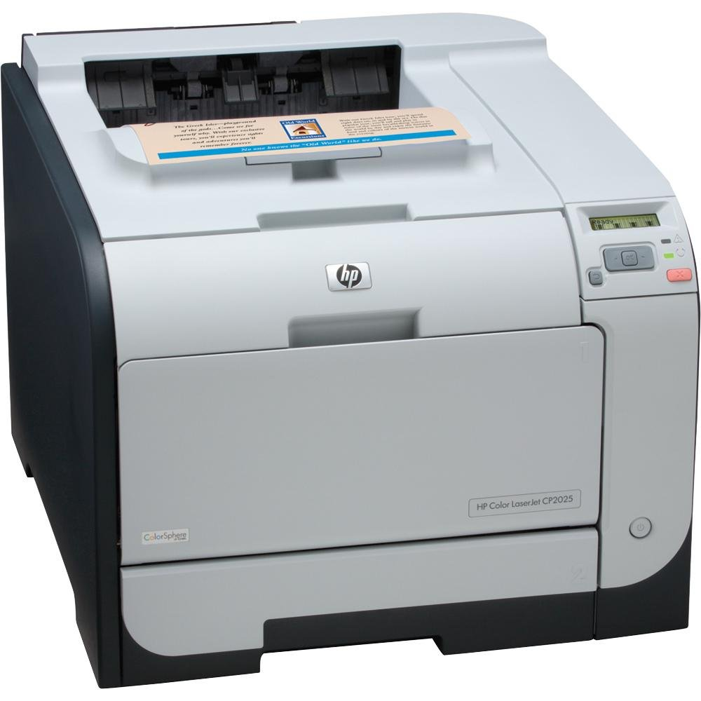Get Quotations · HP CP2025DN Color LaserJet Printer