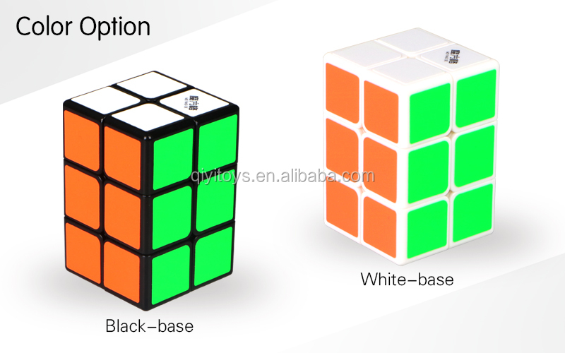 Professional speed puzzle cube in ABS Material for kids high quality