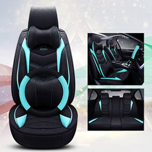 (Передние + задние) универсальные льняные автомобильные чехлы для Buick Enclave Encore Envision Excelle GT/XT автомобильные аксессуары(Китай)