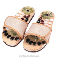 Popular massage stone shoes, massage stone slippers, keeping youth