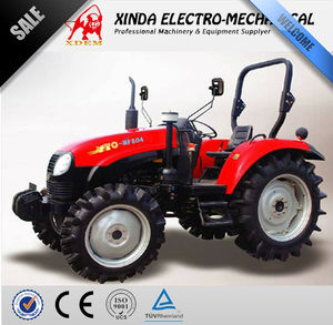 YTO MF504 Brand New Agricultural Equipment 50HP Wheeled small Farm Tractor